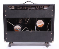 1972 Fender Twin Reverb silverface