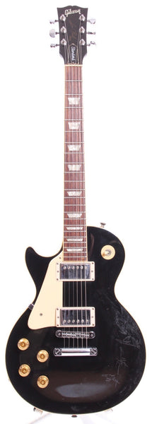 1998 Gibson Les Paul Standard lefty ebony