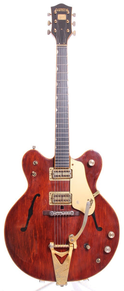 1969 Gretsch 6122 Chet Atkins Country Gentleman walnut