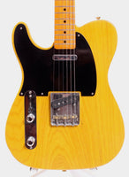 2009 Fender Telecaster American Vintage 52 Reissue lefty butterscotch blond