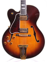 2000 Gibson L-5 CES Custom Shop Historic Collection lefty vintage sunburst