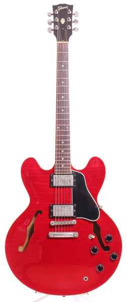2001 Gibson ES-335 Dot cherry red