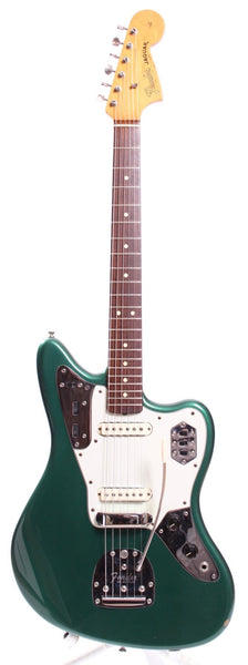 2000 Fender Jaguar American Vintage 62 Reissue sherwood green metallic