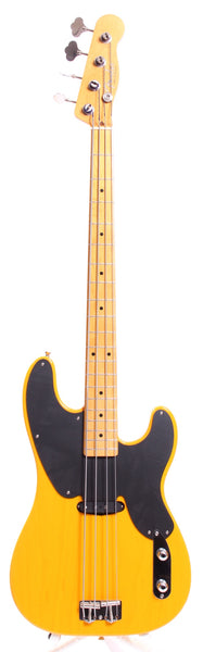 2002 Fender Precision Bass 51 Reissue OPB51-SD butterscotch blond
