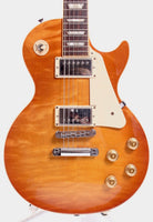2012 Gibson Les Paul Traditional Plus light cherry burst
