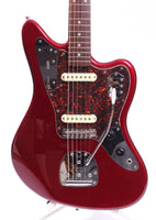 2007 Fender Jaguar 66 Reissue old candy apple red