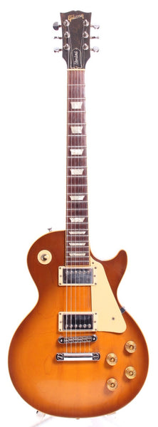 1999 Gibson Les Paul Standard honey burst