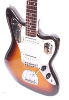 1995 Fender Jaguar '66 Reissue sunburst w/ Mojotone Knockout