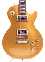 2001 Gibson Les Paul Standard bullion goldtop