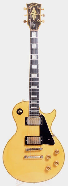 1979 Gibson Les Paul Custom alpine white