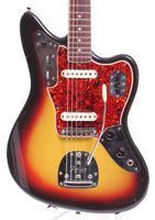 1966 Fender Jaguar sunburst