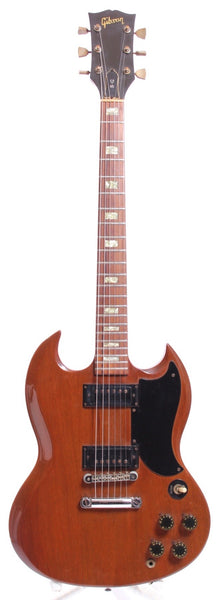 1976 Gibson SG Special walnut