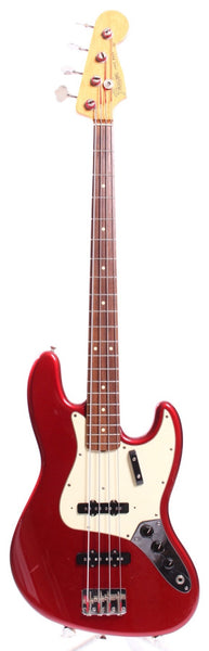 2006 Fender Jazz Bass American Vintage '62 Reissue candy apple red