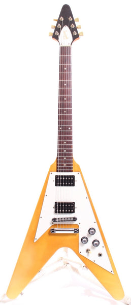 1994 Gibson Flying V 67 alpine white