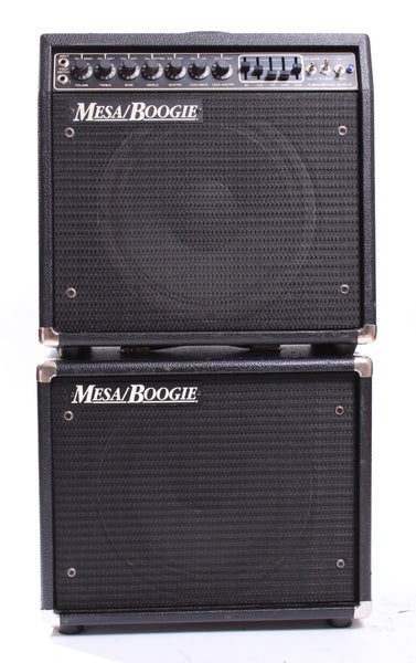 "1988 Mesa Boogie Mark III EV with extra 12"" cabinet"