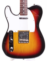 2010 Fender Telecaster 71 Reissue lefty sunburst