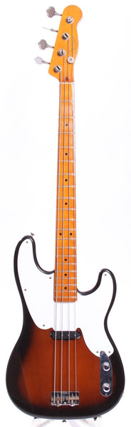 1983 Fender Precision Bass '54 Reissue OPB54 sunburst JV Series