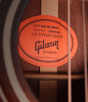 2012 Gibson Custom Shop Keb Mo Bluesmaster Model sunburst