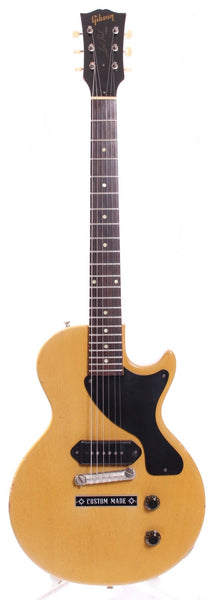1957 Gibson Les Paul Junior tv yellow