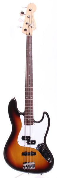 2010 Fender Jazz Bass PJ sunburst