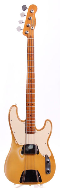 1968 Fender Telecaster Bass olympic white