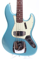 1999 Fender Jazz Bass 62 Reissue lake placid blue