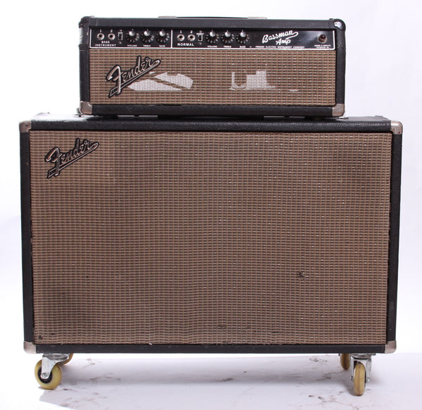 1964 Fender Bassman blackface export version