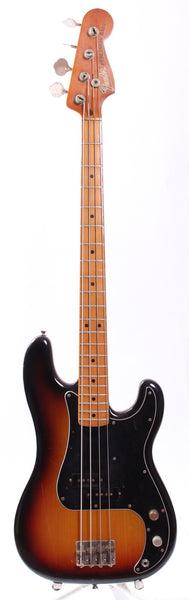 1970s Greco Precision Bass sunburst Joe Queer