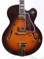 1998 Gibson L-5 CES Custom Shop Historic Collection sunburst