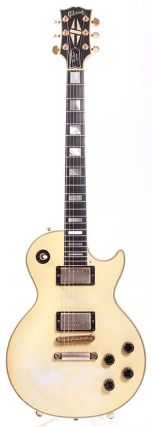 1997 Gibson Les Paul Custom alpine white