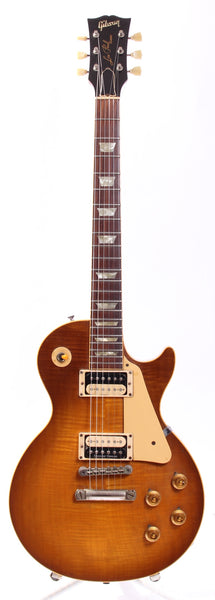 1993 Gibson Les Paul Classic Plus honey burst