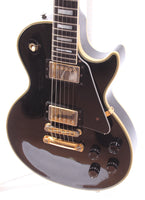 1999 Gibson Les Paul Custom ebony