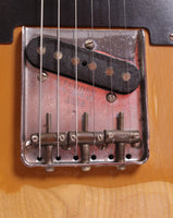 1986 Fender Telecaster 52 Reissue butterscotch blond