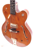 1965 Gretsch 6071 The Monkees Bass orange