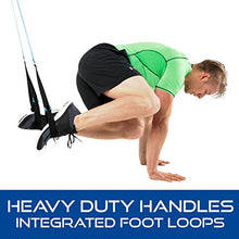 Ultimate Body Press Bodyweight Resistance Trainer