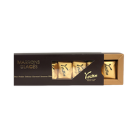 Coffret de 6 marrons glacés
