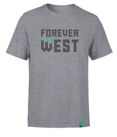 YOUTH FOREVER WEST SUPPORTER TSHIRT