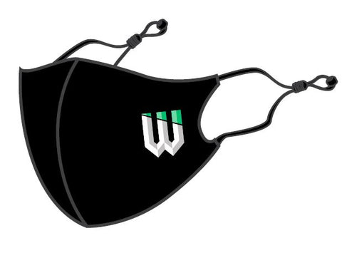 WU Supporters Washable Face Mask with Filter