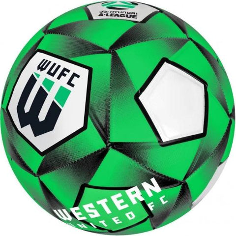 WESTERN UNITED SUPPORTER BALL