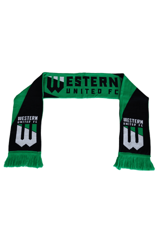 CLUB SUPPORTERS TRADITIONAL WEDGE SCARF