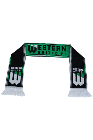 CLUB SUPPORTERS WOOD MARK SCARF