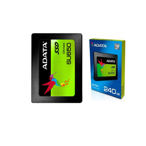 SSD SU650 240 Gb Retail Adata