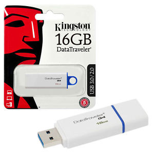 Memoria USB DTG4 16 Gb Kingston
