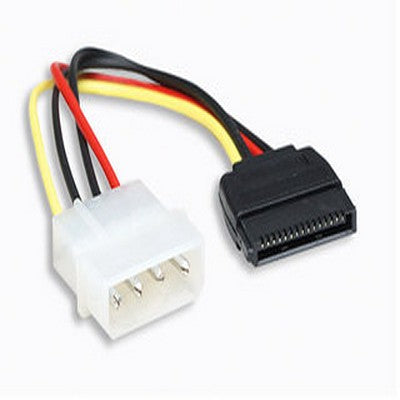 Cable Corriente Int Tipo y SATA 349369 Manhattan