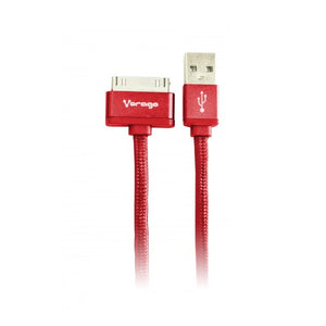 Cable USB 2.0 a IPHONE4 CAB118 Vorago