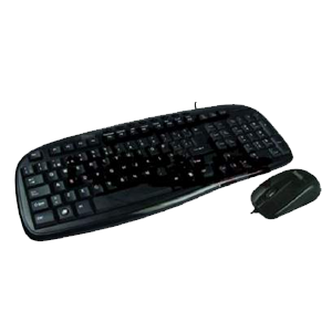 Kit Teclado/ Mouse 993391 Easyline