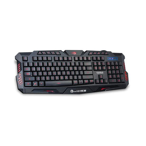Teclado Gamer K636 Marvo