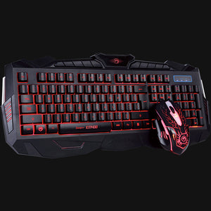 Kit Teclado / Mouse / Mouse Pad KM400 Marvo