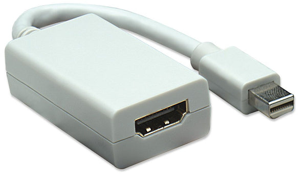 Adaptador Mini DisplayPort a HDMI 322461 Manhattan