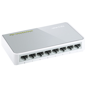 Switch TX TL-SF1008D Tp-Link